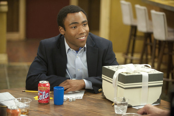 "COMMUNITY -- ""Remedial Chaos Theory"" Episode 303 -- Pictured: Donald Glover as Troy -- Photo by: Lewis Jacobs/NBC"