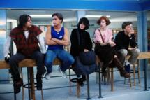 Judd Nelson, Emilio Estevez, Ally Sheedy, Molly Ringwald and Michael Hall