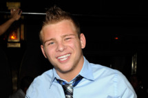 LAS VEGAS, NV - OCTOBER 22:  Actor Jonathan Lipnicki celebrates his birthday at the Lavo Restaurant & Nightclub at The Palazzo on October 22, 2011 in Las Vegas, Nevada.  (Photo by David Becker/WireImage)