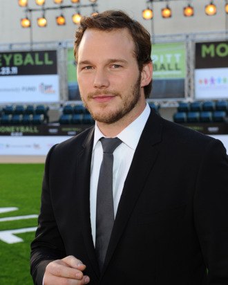 OAKLAND, CA - SEPTEMBER 19: Actor Chris Pratt arrives at the premiere of Columbia Pictures'