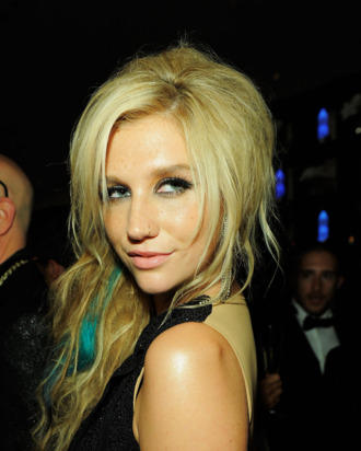 NEW YORK, NY - JUNE 14: Ke$ha attends the 2nd Annual amfAR Inspiration Gala at The Museum of Modern Art on June 14, 2011 in New York City. (Photo by Jemal Countess/Getty Images)