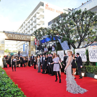 BEVERLY HILLS, CA - JANUARY 16: A general view of atmophere at the 68th Annual Golden Globe Awards held at The Beverly Hilton hotel on January 16, 2011 in Beverly Hills, California. (Photo by Jason Merritt/Getty Images)