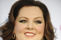 Melissa McCarthy arrives for the 17th annual Critics' Choice Movie Awards at the Hollywood Palladium in Hollywood, California January 12, 2012.  AFP PHOTO / Robyn Beck (Photo credit should read ROBYN BECK/AFP/Getty Images)