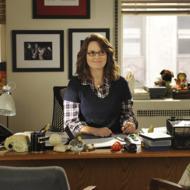 Pictured: Tina Fey as Liz Lemon.