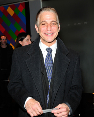 Tony Danza attends the premiere of
