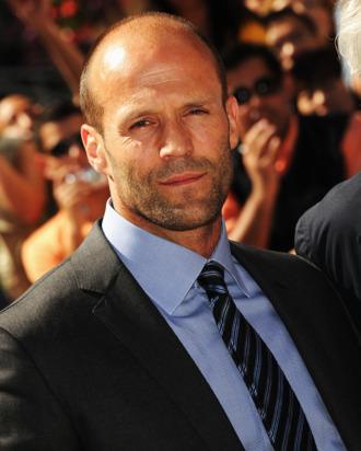 TORONTO, ON - SEPTEMBER 10: Actor Jason Statham arrives at