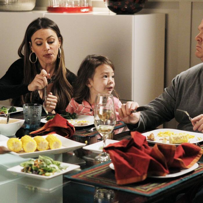 MODERN FAMILY -