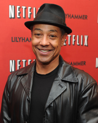 Actor Giancarlo Esposito attends the North American Premiere Of