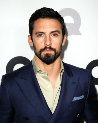 LOS ANGELES, CA - NOVEMBER 17: Actor Milo Ventimiglia, arrives at the 16th Annual GQ