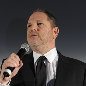 CANNES, FRANCE - MAY 13: Producer Harvey Weinstein speaks at The Weinstein Company VIP Press Event at the Martinez Hotel during the 64th Cannes Film Festival on May 13, 2011 in Cannes, France. (Photo by Michael Buckner/Getty Images)