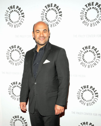 Actor Ian Gomez attends a