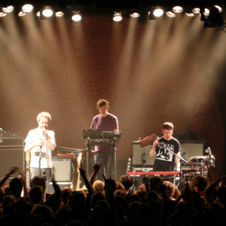 Hot Chip @ The Commodore