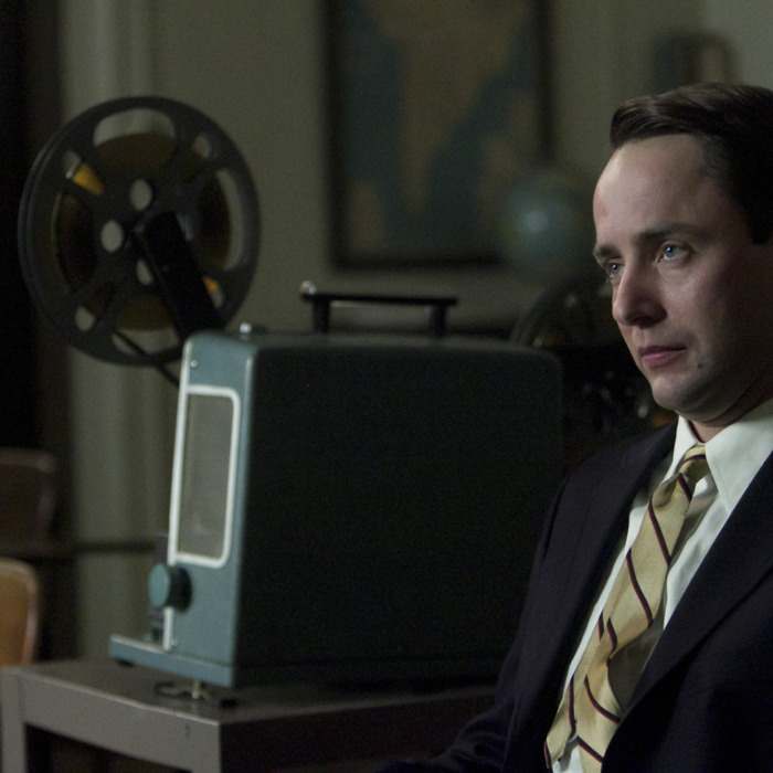 Pete Campbell (Vincent Kartheiser) - Mad Men