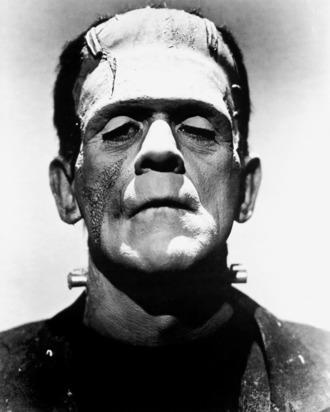 Boris Karloff from The Bride of Frankenstein