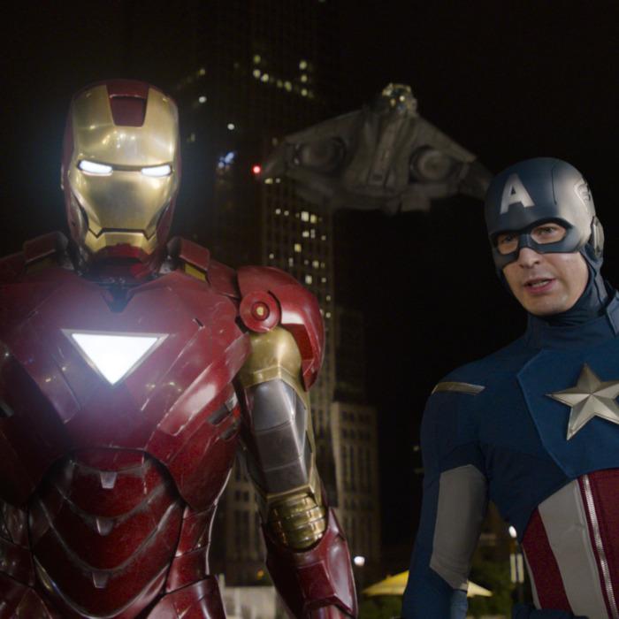 """""""Marvel's The Avengers"""""""