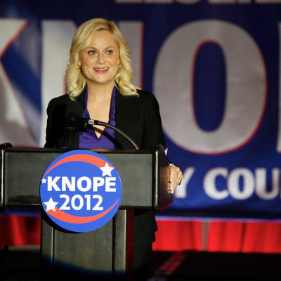PARKS AND RECREATION -- Leslie Knope
