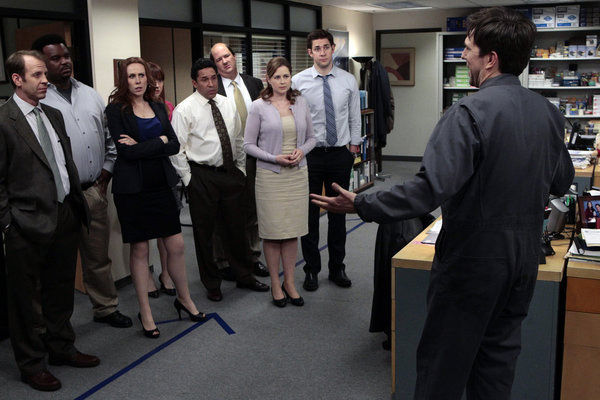 Tv review: was season 8 of the office a total disaster?