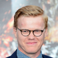 """LOS ANGELES, CA - MAY 10:  Actor Jesse Plemons arrives at the Premiere Of Universal Pictures' """"Battleship"""" at The Nokia Theatre L.A. Live on May 10, 2012 in Los Angeles, California.  (Photo by Frazer Harrison/Getty Images)"""