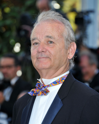 Actor Bill Murray attends opening ceremony and