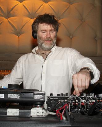 DJ James Murphy - The Kitchen Spring Gala 2012
