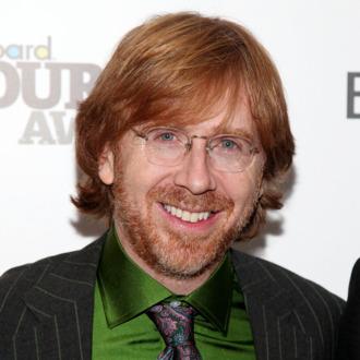 Trey Anastasio of Phish attends the 2011 Billboard Touring Awards