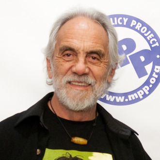 WASHINGTON - JANUARY 13: Tommy Chong poses on the red carpet during the Marijuana Policy Project's 15th Anniversary Gala to celebrate ''15 States in 15 Years'' at the Hyatt Regency on Capital Hill on January 13, 2010 in Washington, DC. (Photo by Kris Connor/Getty Images) *** Local Caption *** Tommy Chong