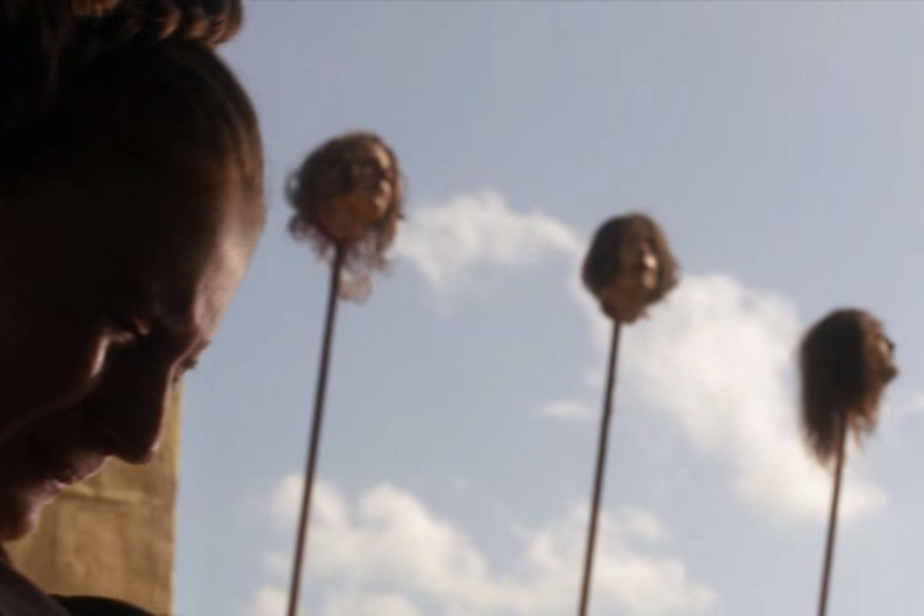 Who Were The Other Decapitated Heads On Game Of Thrones Slideshow
