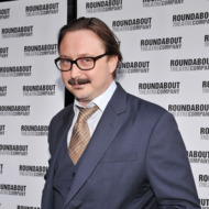 """Actor John Hodgman attends """"Harvey"""" Broadway Opening Night Performance  at Roundabout Theatre Company's Studio 54"""