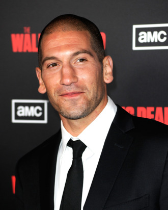 Actor Jon Bernthal arrives at the premiere of AMC's