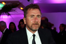 Actor Tim Roth attends the 65th Anniversary Party at the Agora May 21, 2012 in Cannes, France.