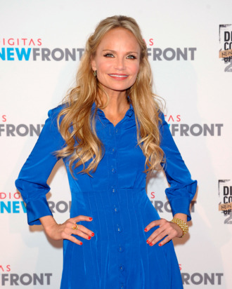 Actress Kristin Chenoweth attends Digitas & The Third Act Present NewFront 2012 on April 26, 2012 in New York City.