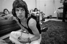 "The Rolling Stones ? Jim Marshall Photography LLC-2012: This photo is only to be used in conjunction with  Jim Marshall book, ""The Rolling Stones- 1972"" or any gallery exhibits specifically related to this book project."