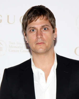 NEW YORK, NY - APRIL 25: Musician Rob Thomas attends the Society of Memorial Sloan-Kettering Cancer Center 5th annual Spring Ball at the Metropolitan Museum of Art on April 25, 2012 in New York City. (Photo by Neilson Barnard/Getty Images)