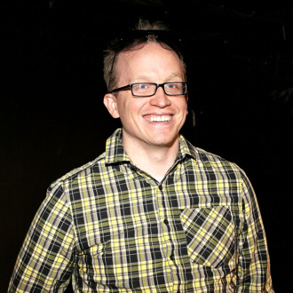 Chris Gethard hosts the Chris Gethard Show at the Upright Citizens Brigade Theatre on January 14, 2011 in New York City.