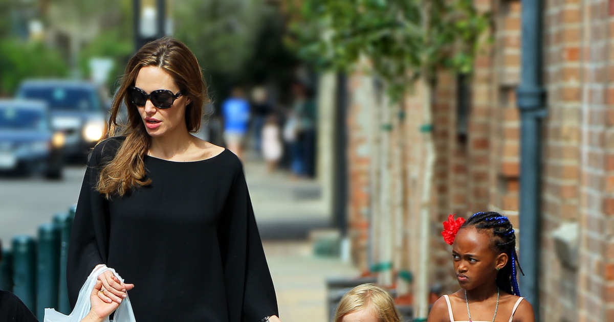 Vivienne Jolie Pitt Cast In Maleficent