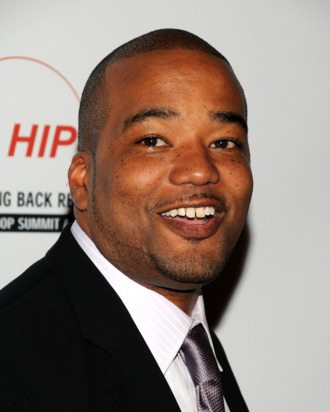 Artist Manager Chris lighty arrives at the Hip-Hop Summit Action Network's Fifth Annual Action Awards at Capitale on February 25, 2008 in New York City.