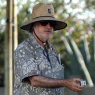 Legendary director Terrance Malick