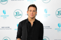 """Actor Channing Tatum attends """"10 Years"""" brunch reunion event hosted by GREY GOOSE Vodka And Anchor Bay Films at Hotel Chantelle on September 16, 2012 in New York City."""