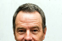 Actor Bryan Cranston poses at the Guess Portrait Studio on Day 3 during the 2012 Toronto International Film Festival at Bell Lightbox on September 8, 2012 in Toronto, Canada.