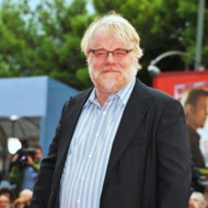 "Actor Philip Seymour Hoffman attends ""The Master"" Premiere during The 69th Venice Film Festival at the Palazzo del Cinema on September 1, 2012 in Venice, Italy."