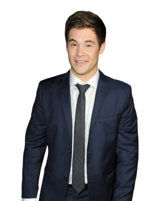 HOLLYWOOD, CA - SEPTEMBER 24: Actor Adam DeVine arrives at the premiere of Universal Pictures And Gold Circle Films'