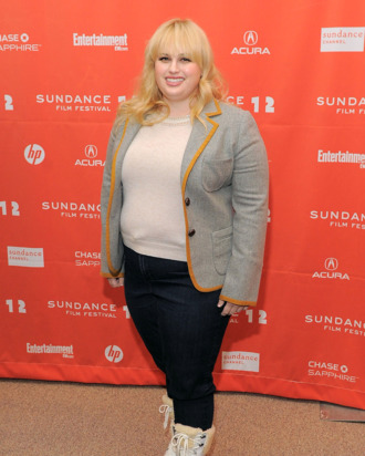 Rebel Wilson attends the