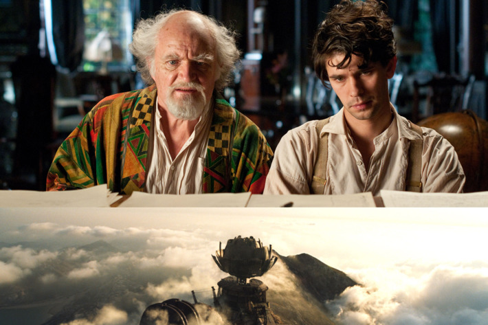 "A scene from the epic drama ""CLOUD ATLAS,"" distributed domestically by Warner Bros. Pictures and in select international territories."