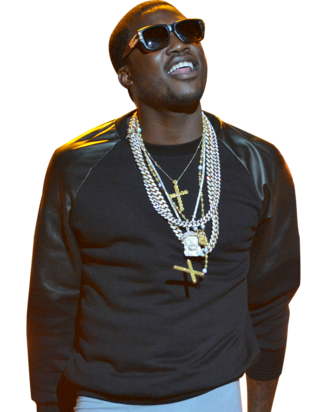 Meek Mill performs onstage at the 2012 BET Hip Hop Awards at Boisfeuillet Jones Atlanta Civic Center on September 29, 2012 in Atlanta, Georgia.