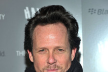 """Actor Dean Winters attends the Cinema Society & Blackberry Bold screening of """"Haywire"""" at Landmark Sunshine Cinema on January 18, 2012 in New York City."""