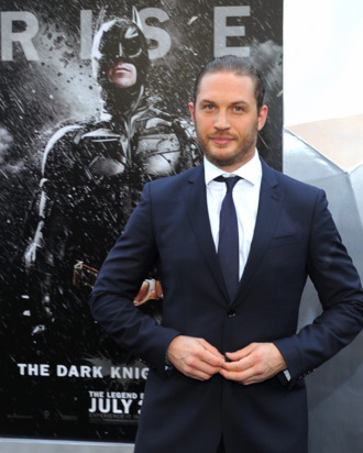 Actor Tom Hardy attends