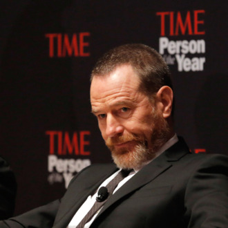 Bryan Cranston attends TIME's Person of the Year panel on November 13, 2012 in New York City.