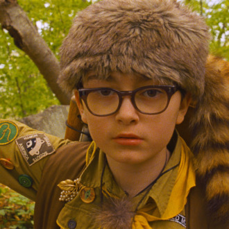 Jared Gilman stars as Sam in Wes Anderson's MOONRISE KINGDOM, a Focus Features release.