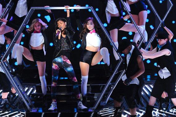 Top Finalists Perform Live Show #4