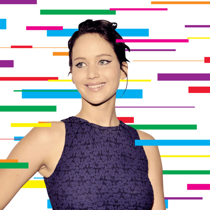 Actress Jennifer Lawrence attends